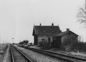 Stasjon Aldegea