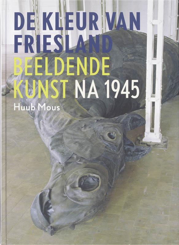 de-kleur-van-friesland-h-mous-9789033006913-voorkant