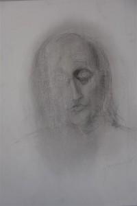 486 Sjoerd de Vries - Zelfportret 1988