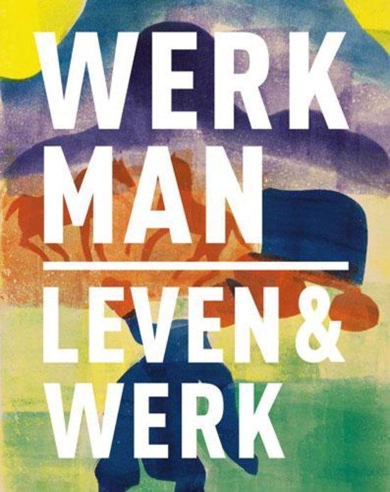 Hemdrik Werkman Leven en Werk