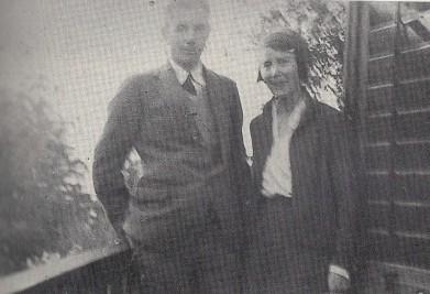 Slau en Heleen yn Mareno 1932