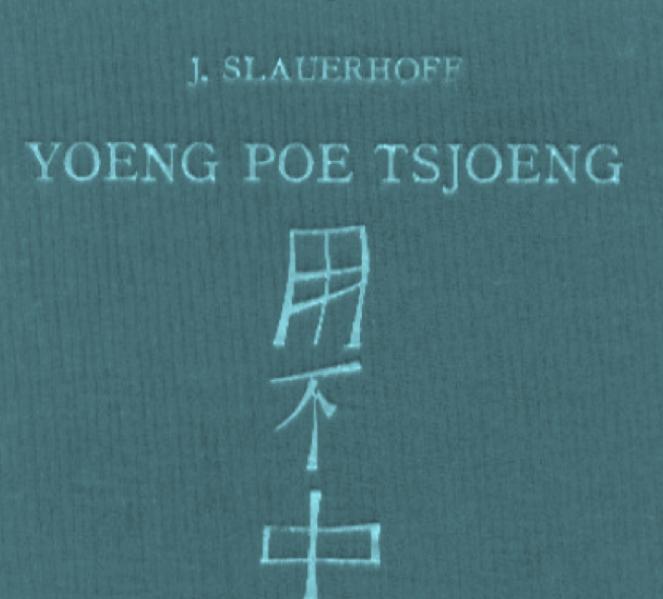 young poe tsjoen j16-1